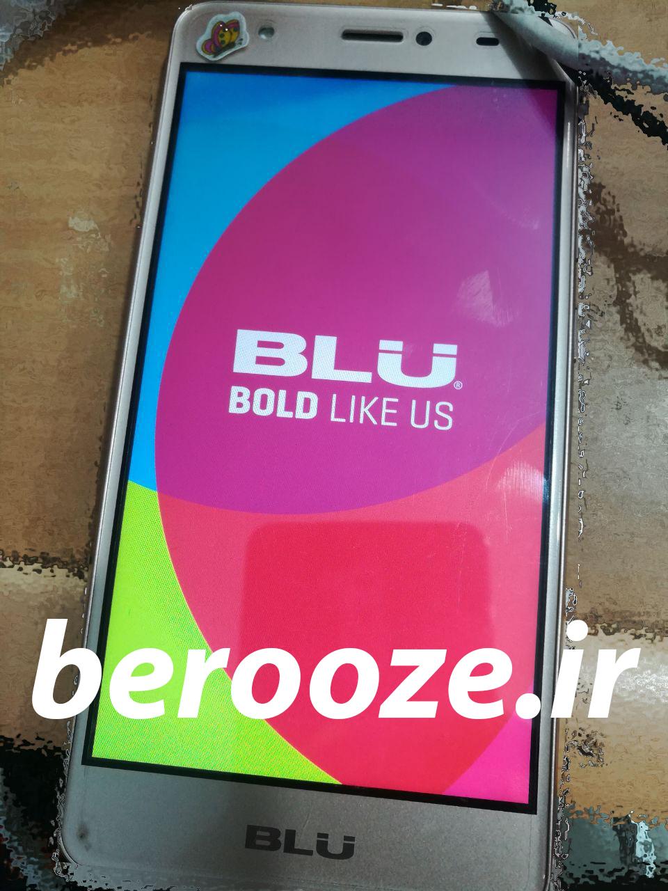 BLU Studio_J8_LTE رام تست شده گوشی چینی بلو
